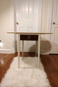 Vintage chalk painted table Chevy Chase, 20815