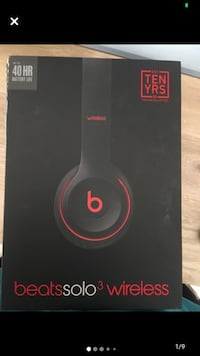 Beats solo 3 wirreles ten years edution  Çekmeköy, 34782