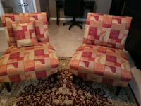 2 Armless Chairs Bowie, 20720