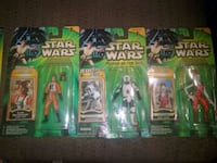 Star Wars action figures sealed  Maple Ridge, V4R 1K7