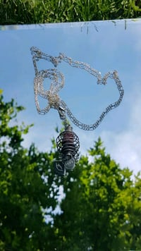 Caged Lava Diffuser Necklaces Barrie, L4N 8X3