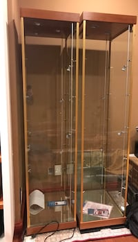 Tecno Display case x2 Edmonton, T6H 5B1