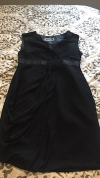 Black sleeveless dress  Mississauga, L5M 7X3