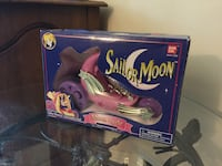 Vintage Bandai Sailor Moon Moon Cycle Toy (1995) Gurnee, 60031