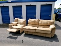 Full size couch pull out Ben Amor kleiner Bunker Hill, 25413