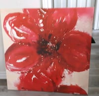 3ftx3ft canvas picture purchased at bouclair Halton Hills, L7G 3Y3