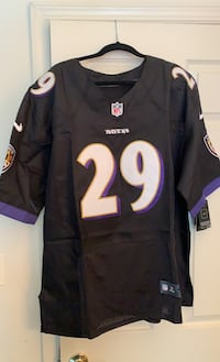 Earl Thomas Ravens jersey Westminster, 21158