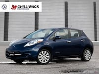 2016 Nissan LEAF S FULLY ELECTRIC, LOW KM, GREAT CONDITION!