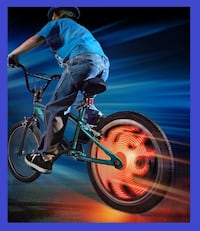WOW! Wheel Writer for Bicycles NEW in Box! - $13