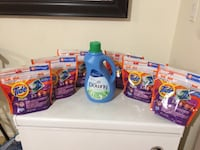 Tide pods $25 For All (7) items Firm Phoenix, 85032
