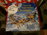 Twas the night before Christmas picture book  Essex, CM20 3HX