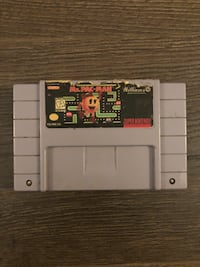 Super Nintendo Classic Game Ms.Pac-Man Alexandria, 22303