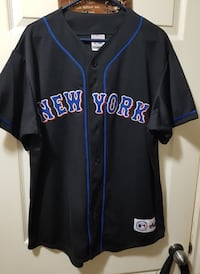 size xl new york mets baseball jersey CALGARY