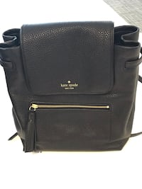 Kate spade purse never used in black Mississauga, L5C 1T8