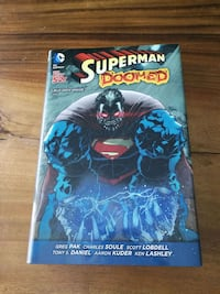 Superman Doomed Collected Edition Hardcover Edmonton, T5S 2W6