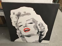 Marilyn Monroe Canvas picture Toronto, M3J 2T4
