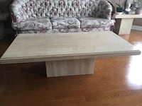 Marble Coffee Table and Side Table Set Markham, L6E 1Z2