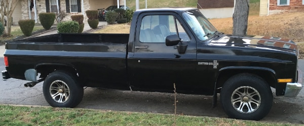 Classic 1986 Chevy C10 Pick-Up Truck For Sale 9cdde6ec-cf2c-4718-8967-2f9d56bd2afb