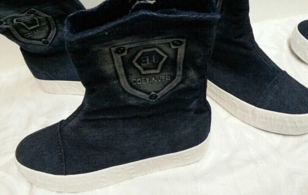 Blue Jeans boot