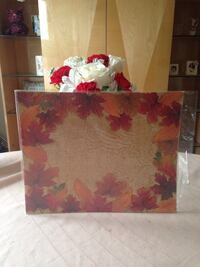 Autumn placemats New