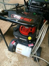 black and red push mower Manassas
