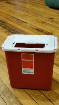 Medline Sharps Container Ohio 303
