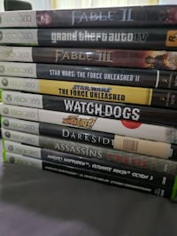 Old Xbox 360 games Annandale