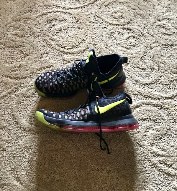 55ecfe916155 Used Nike Kevin Durant Basketball Shoes for sale in Newport Beach ...
