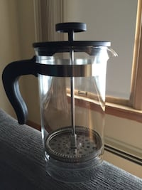 French press for all your coffee and tea needs