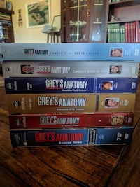 Grey's anatomy - Season 3-6 + 10-11 Sarpsborg, 1746