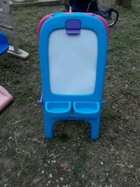 Baby chalkboard and writing toy