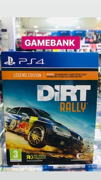 Ps4 DİRT RALLY GAMEBANK Osmangazi, 16010