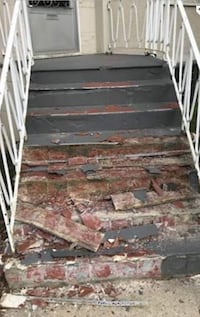 i can repair your conctrete stairs