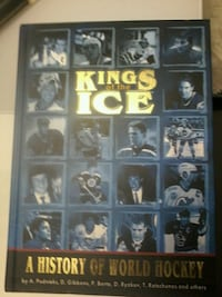 Kings of the Ice: A History of World Hockey.   London, N6C 5B3