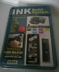 Ink refill system for printer Vancouver