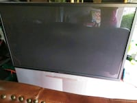 gray and black rear projection television Hialeah, 33018