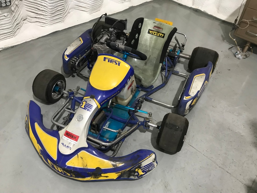 Rotax vs shifter kart