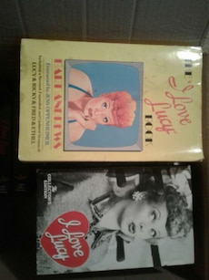 I Love Lucy Bart Andrews Book for sale  Fort Mc Pherson, GA