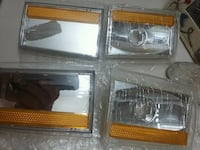 two brown wooden framed mirrors Robstown, 78380