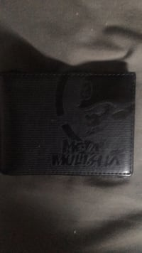 Wallet metal head