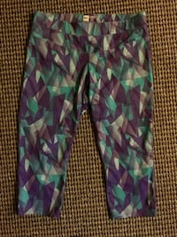 Brand new MEC work out/ yoga pants size Large  (never been worn) 3750 km