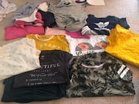 Box of girls 10/12 clothes. over 50 items. Macungie, 18062