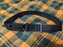 """Condor Heavy duty riggers belt, Size 34""""-40""""   Sometimes you need your belt to do more than simply hold up your pants. When working in extreme conditions, your belt should be able to hold up in any situation. The Condor Riggers Belt is constructed of stro"""