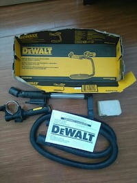 Dewalt dust extractor for sds rotary hammers