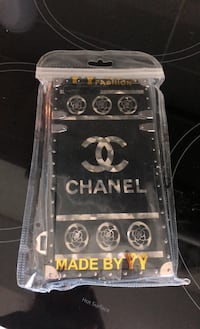 Chanel Knockoff iPhone 6Plus Plastic Cover