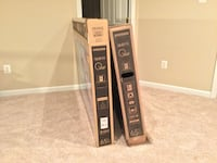 """2 FREE 65 """" television boxes. Perfect for moving and packing television. Columbia, 21045"""