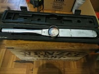stainless steel torque wrench. Midway, 31320
