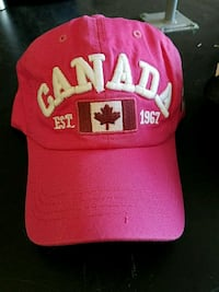 New women's ball cap. Brand new never used. I have 5 available.