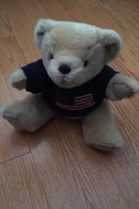 Ralph Lauren POLO Bear 1996 Sweater RL Vintage TOY