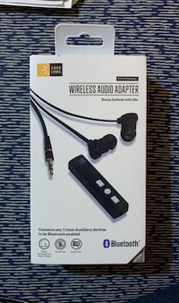 Wireless audio adapter  Alexandria, 22314